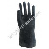 Перчатки кислотощелочестойкие с повышеной степенью защиты (КЩС) тип I