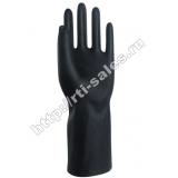 Перчатки кислотощелочестойкие с повышенной степенью защиты (КЩС) тип II
