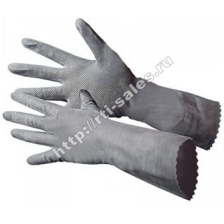 Перчатки технические с повышенной стойкостью к агрессивным средам